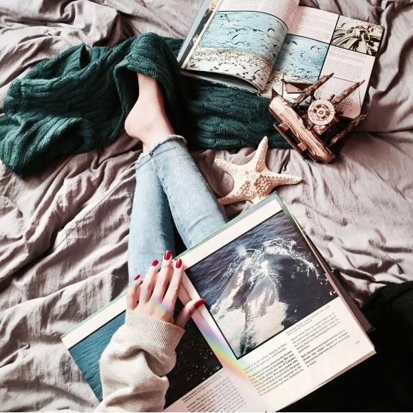 Как привить любовь к чтению?